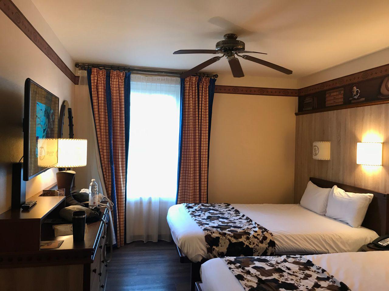 Hotel Cheyenne Disneyland Paris im Juli 2018
