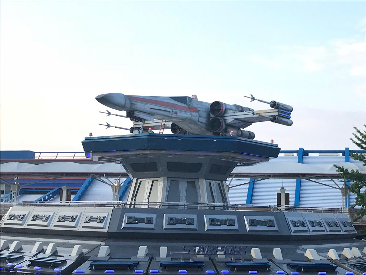 Star Tours 2 - Disneyland Paris im Juli 2018