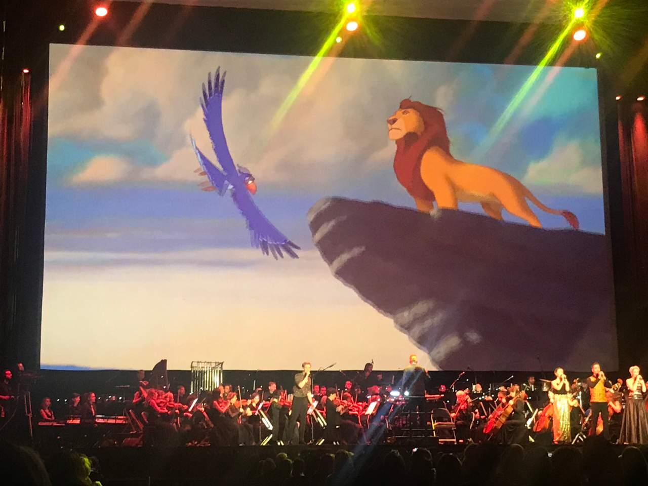 Disney in Concert 2018 - König der Löwen