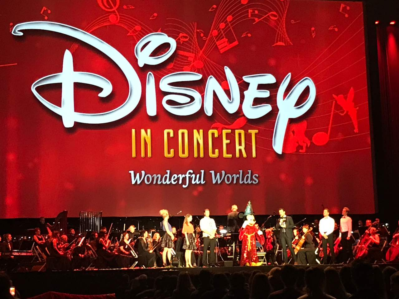 Disney in Concert 2018