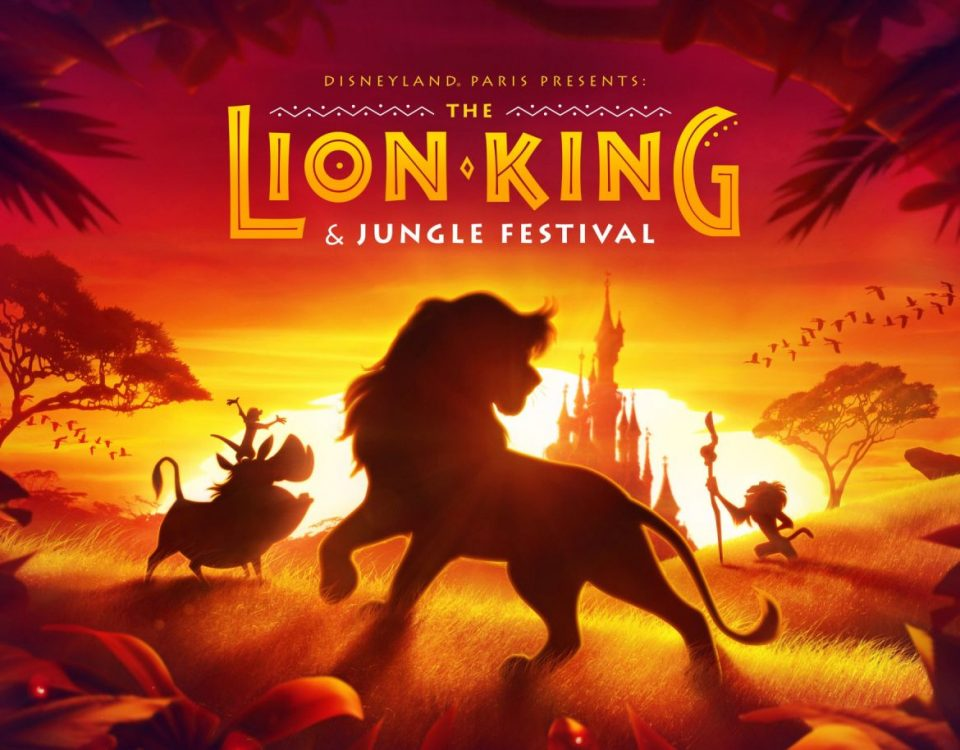 Disneyland Paris The Lion King & Jungle Festival