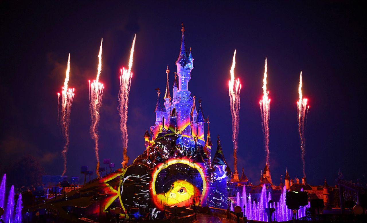 Disneyland Paris The Lion King & Jungle Festival