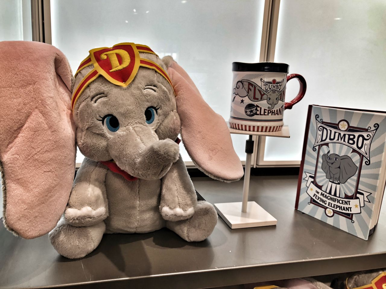 Dumbo Stofftier