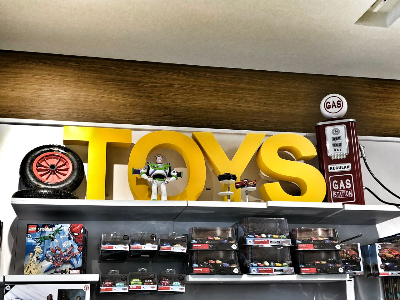 Disney Store München Lego Toys