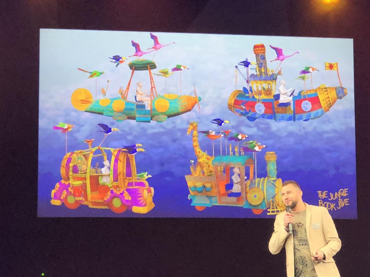 InsidEars Event im Disneyland Paris