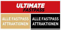 Disneyland Paris FastPass Ultimate