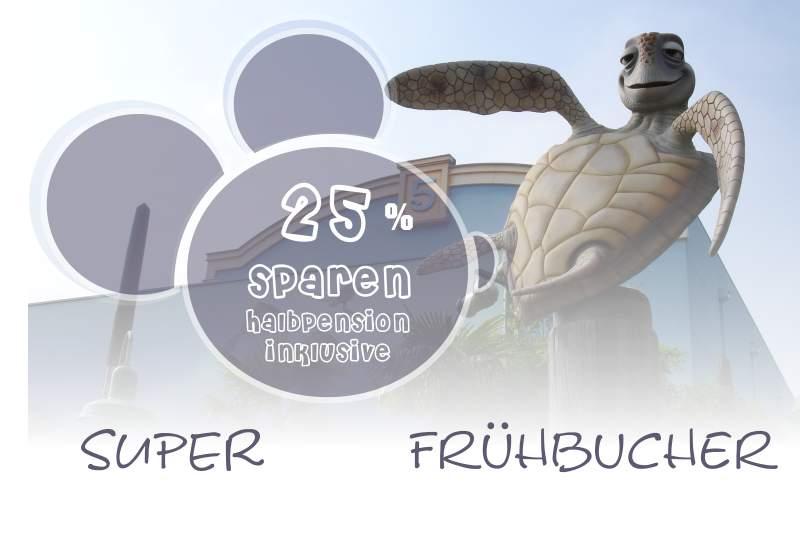 Disneyland Paris Super Frühbucher 2021