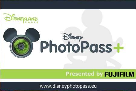PhotoPass im Disneyland Paris