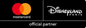 Disneyland Paris Mastercard Vorteil Logo