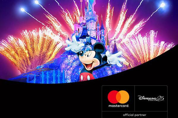 Disneyland Paris Mastercard Vorteil
