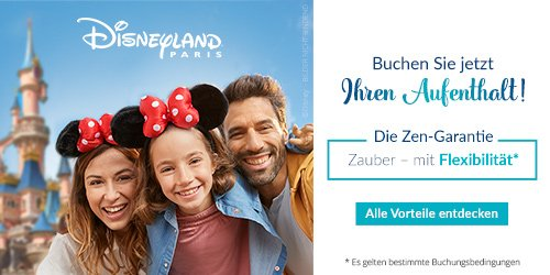 Disneyland Paris Sommer Vorteil