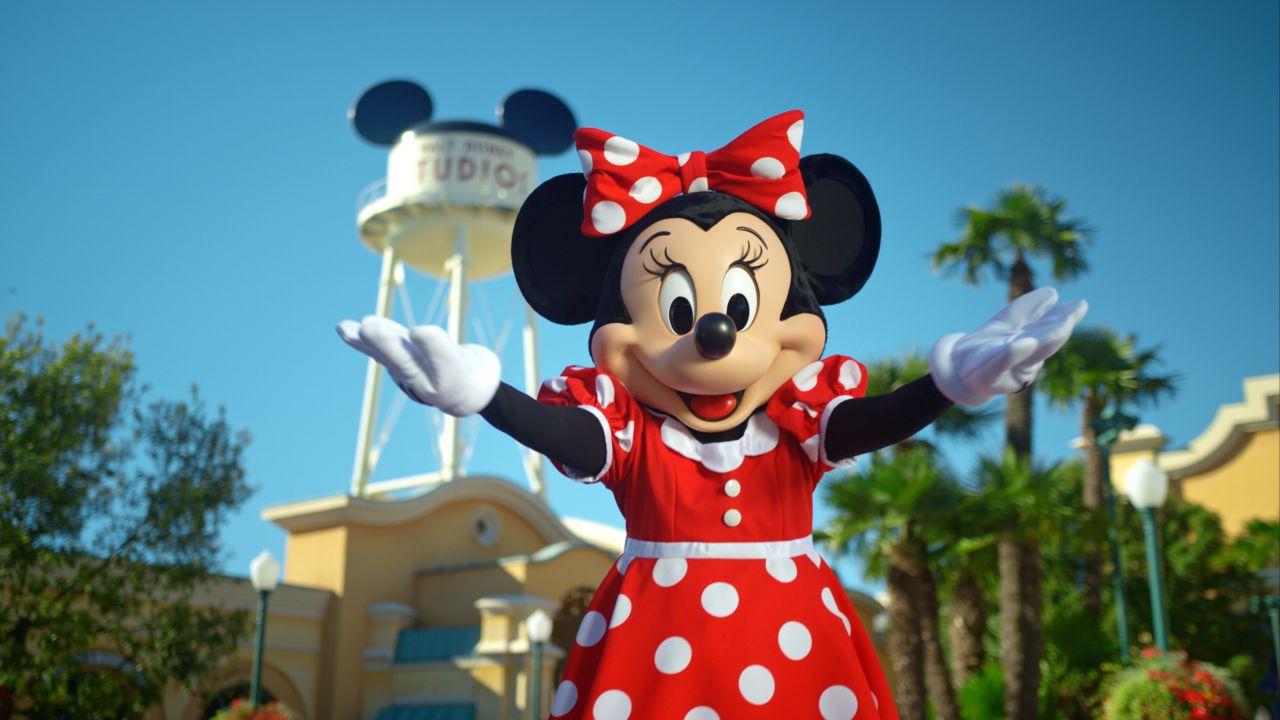 Minnie Mouse – Disneyland Paris2