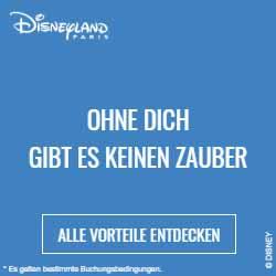 Disneyland Paris Pauschalangebote Sommer Vorteil