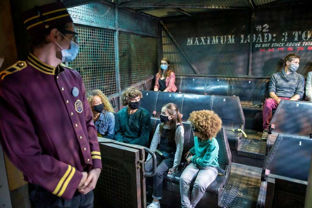 Disneyland Paris Buchung Sicherheit Corona