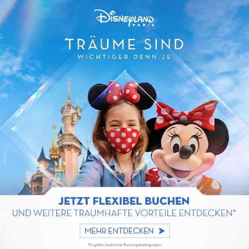 Disneyland Paris Angebot Dreams