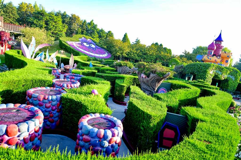 Disneyland Paris Alice im Wunderland