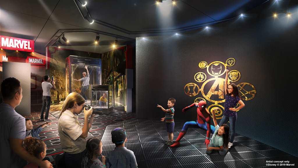 Spider Man Hotel New York