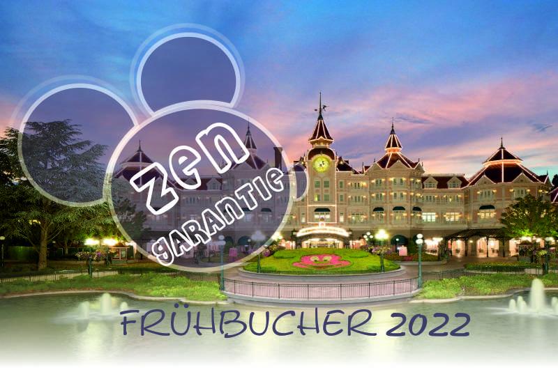 Disneyland Paris Pauschalangebote 2022