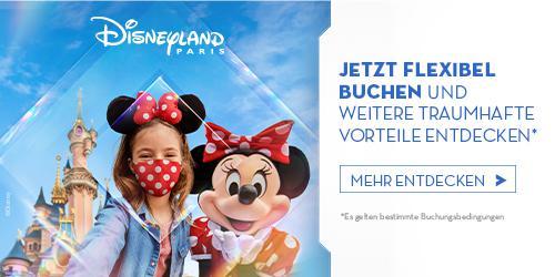 Disneyland Paris Dreams Angebote