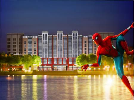 Reisebericht Marvel Hotel