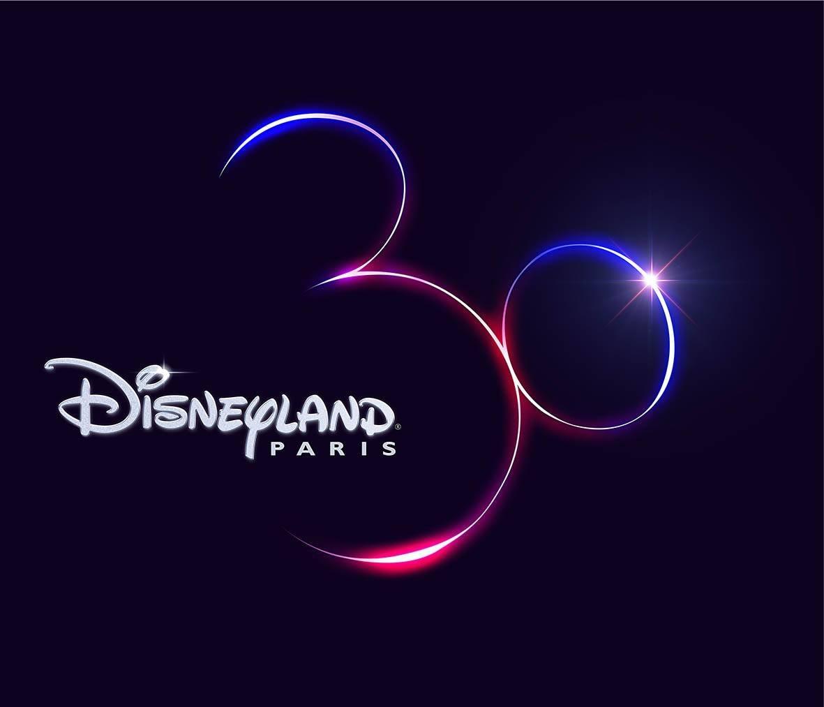 Disneyland Paris 2022 Logo